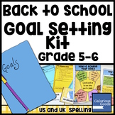 Goal Setting Kit - Back to School