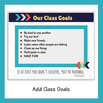 All About Me for Google Slides | Digital All About Me Poster | Slideshow