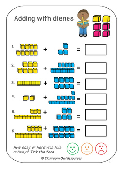Back to School Grade 1 Math
