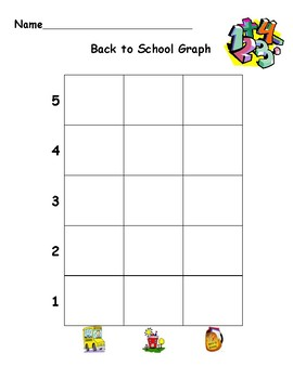 Back to School Graph