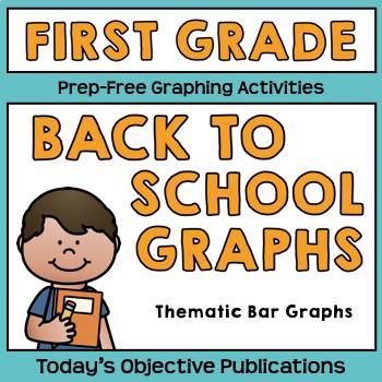 Graphing Activities Back to School