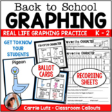Back to School Graphing