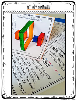 Graphing Activity - Building a 3D Bar Graph