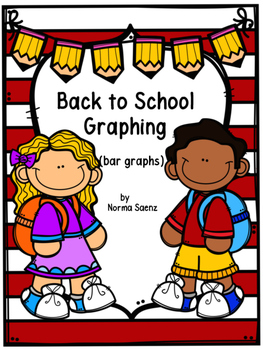 Back to School Graphing (Bar Graphs)