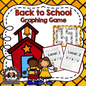 Back to School Graphing Game