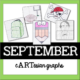 Graphing Activity - Back to School September