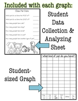 Back to School Graphs {10 Getting to Know You Graphs}