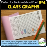 Back to School Graphs Get to Know You Graphs Line plot, pi