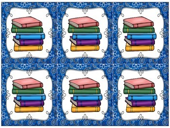 Back to School Grouping Cards