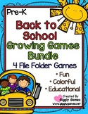 Back to School GROWING Games Bundle