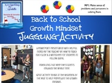 Back-to-School Growth Mindset Juggling Activity