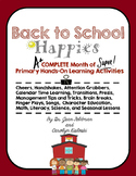 Back to School HAPPIES with Dr. Jean