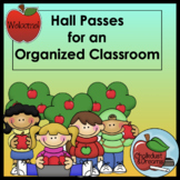 Back-to-School Hall Passes