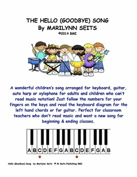 Back to School, Halloween Bundle of 4 songs, easy piano for classroom teachers.