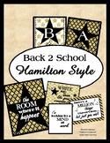 Back to School - Hamilton Style