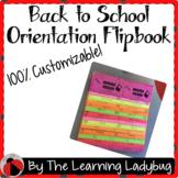Back to School Handbook