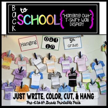 Back-to-School Bulletin Board Display