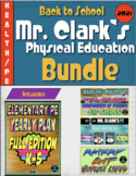 Back to School Health and PE Bundle (Yearly Plan 6)