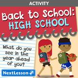 Back to School: High School Unit