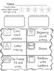 Back to School Homework Pack(Editable)