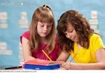 Back to School Homework Spot