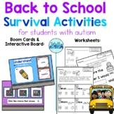 Back to School Hybrid Survival (Special Education)