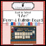 Back to School Bulletin Board & Lesson Plan - United We St