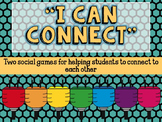 Back to School: I Can Connect