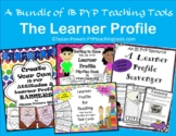 Back to School IB PYP Learner Profle and Attitudes Flip Flap Books Bundle