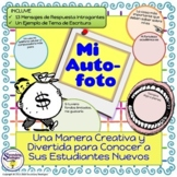 "Spanish Back to School Ice Breaker ""Autofoto"""