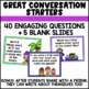 Back to School: Ice-Breaker PowerPoint