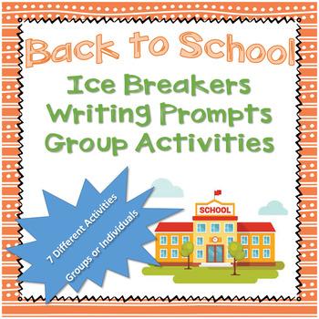 Writing icebreakers