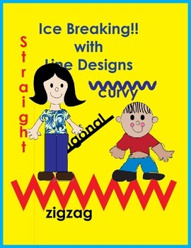 Ice Breaking with Line Designs