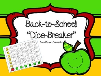 Back to School Icebreaker