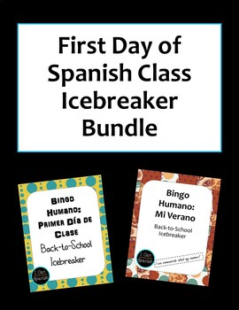 Back to School Icebreaker Bundle