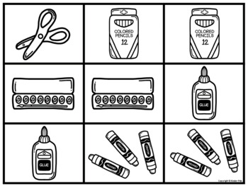 Back to School: Icebreaker/Getting to Know You Activity for Kindergarten and 1st