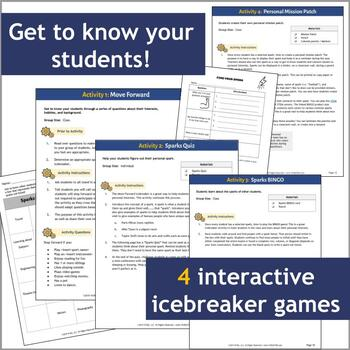 Back to School Icebreakers: 5 Get To Know You Activities
