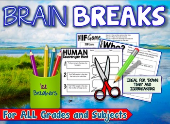 Icebreakers (For All Ages)