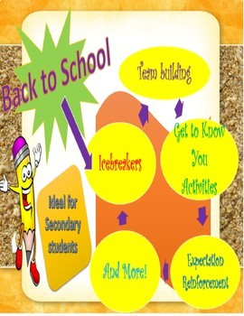 Back to School Icebreakers for Secondary Learners