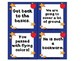 Back-to-School Idiom Task Card FREEBIE!