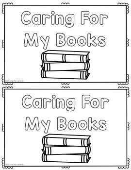 Back to School In the Library: Growing Bundle