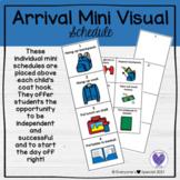 Boardmaker-Back to School-Individual Arrival Schedule