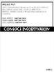 Back to School Info Flip Book EDITABLE