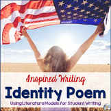 Identity Poem: Using Literature Models for Inspired Writing!