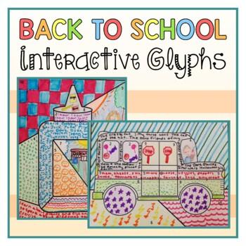 Back to School Interactive Glyphs