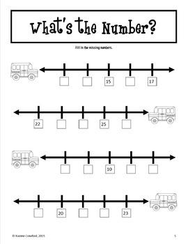 Back to School Interactive No Prep Printables - First Grade