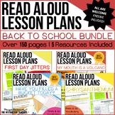 Back to School-Interactive Read Aloud Bundle + Bonus Freebie