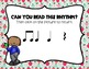 Back to School! Interactive Rhythm Game - Ta rest (STAFF Notation)