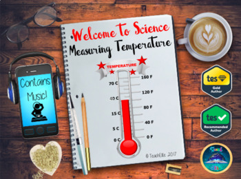 Back to School - Introduction to Science - Temperature