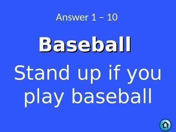 Back to School Jeopardy